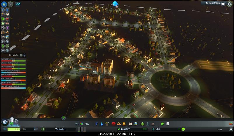 Klicken Sie auf die Grafik für eine größere Ansicht  Name:WohngebietbeiNacht.jpg Hits:137 Größe:220,3 KB ID:16498